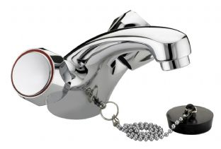 Bristan Club Basin Mixer (Without Waste)